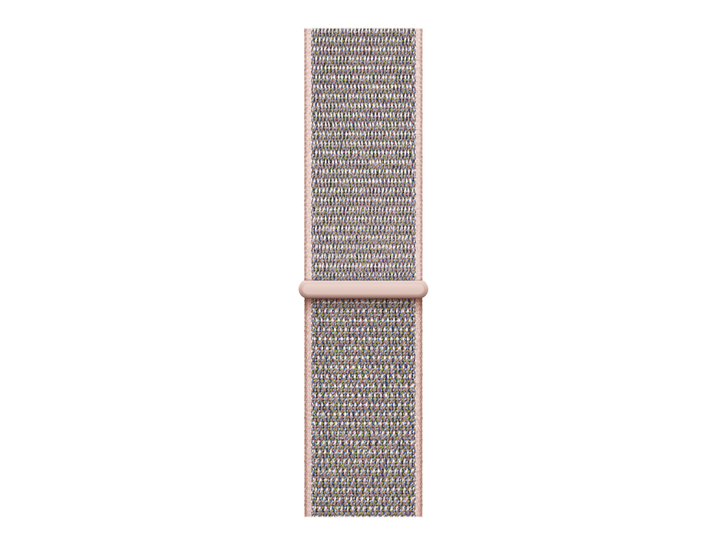 Watch Series 3 42mm(GPS + Cellular) Gold Aluminum Case, Pink Sand Sport Loop