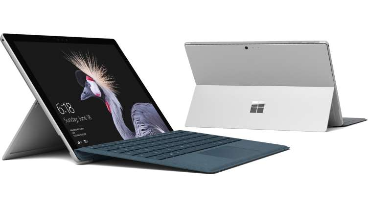 New Surface Pro i5 4/128GB