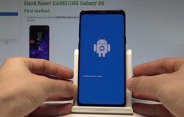 របៀបបិទម៉ាស៊ីន Galaxy S9 ឬ S9+ និងស្មាតហ្វូន Android មួយចំនួនទៀត នៅពេលមានបញ្ហាជាប់គាំង!