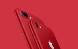 iPhone 8 និង 8 Plus ពណ៌ក្រហមនឹងបង្ហាញខ្លួនក្នុងសប្ដាហ៍នេះ!