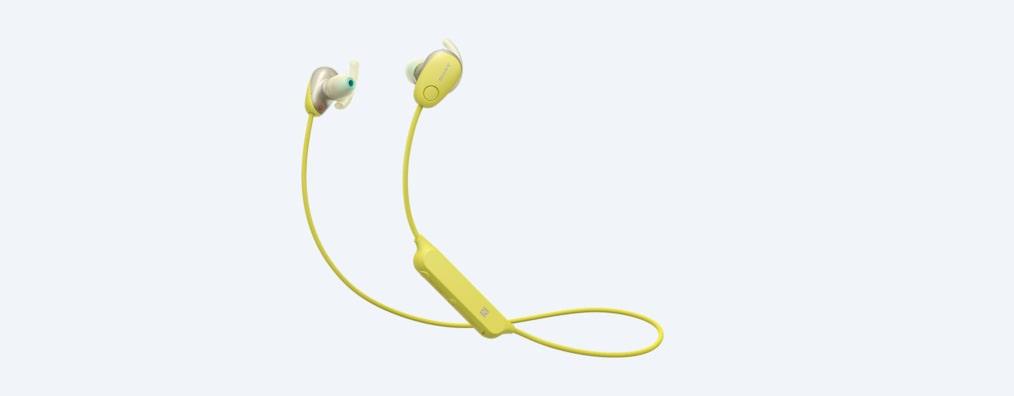 Sony WI-SP600N Wireless In-ear Sports Headphones