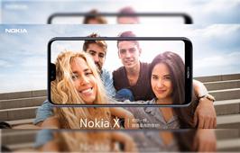 រូបភាពជាច្រើនសន្លឹករបស់ស្មាតហ្វូន Nokia X បានបង្ហាញខ្លួនមុនថ្ងៃប្រកាសជាផ្លូវការ ដែលមានការរចនារូបរាងយ៉ាងស្រស់ស្អាតបំផុត