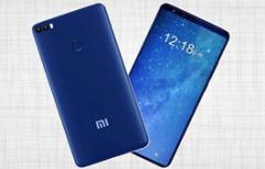 នាយកប្រតិបត្តិ Xiaomi បានបង្ហើបអោយដឹងពីខែ ដាក់បង្ហាញ Mi Max 3 ហើយ