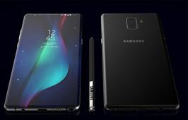 Galaxy Note 9 អាចនឹងមានរ៉េម 8GB និងអង្គផ្ទុកទិន្នន័យ 512GB!