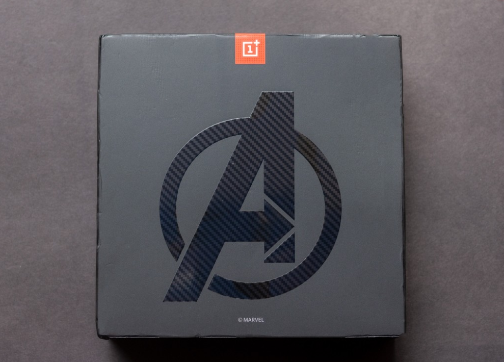 OnePlus 6 Avengers Infinity War Edition