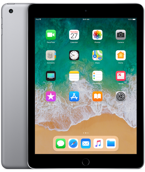 iPad 6th Generation 128GB Wifi