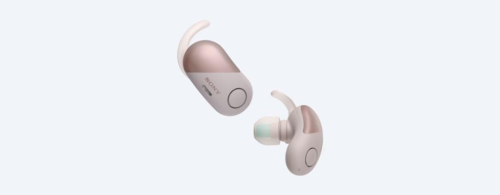 Sony WF-SP700N Wireless Noise Cancelling Headphones