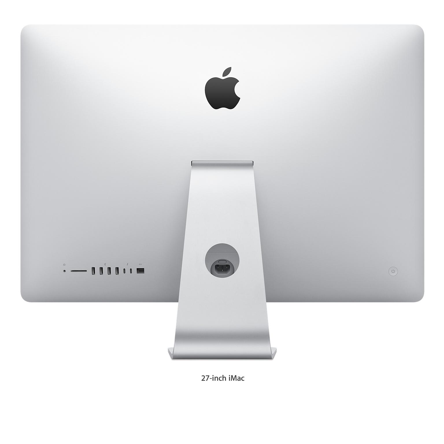 iMac 27″ MNED2 i5-3.8GHz 2017