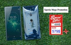 ឱកាសបញ្ចុះតម្លៃយ៉ាងពិសេសពី Xperia Mega Promotion របស់ Sony!