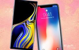 ប្រកាសចេញ Note 9 មិនទាន់បានប៉ុន្មានផង Samsung ចេញវីដេអូពាណិជ្ជកម្មឌឺ Apple ទៀតហើយ