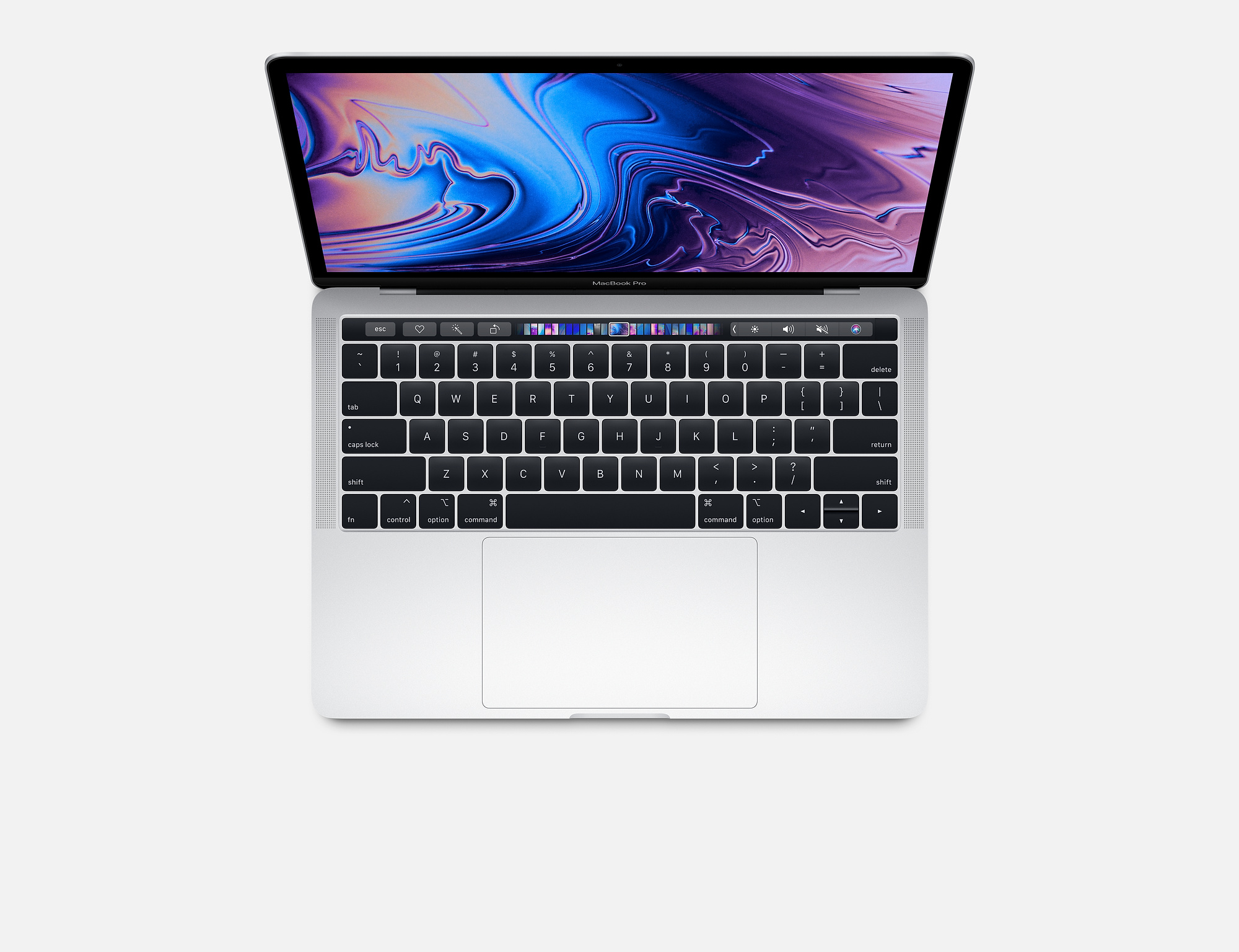MacBook Pro 13″ Ram8/256GB 2018 (Touch Bar)