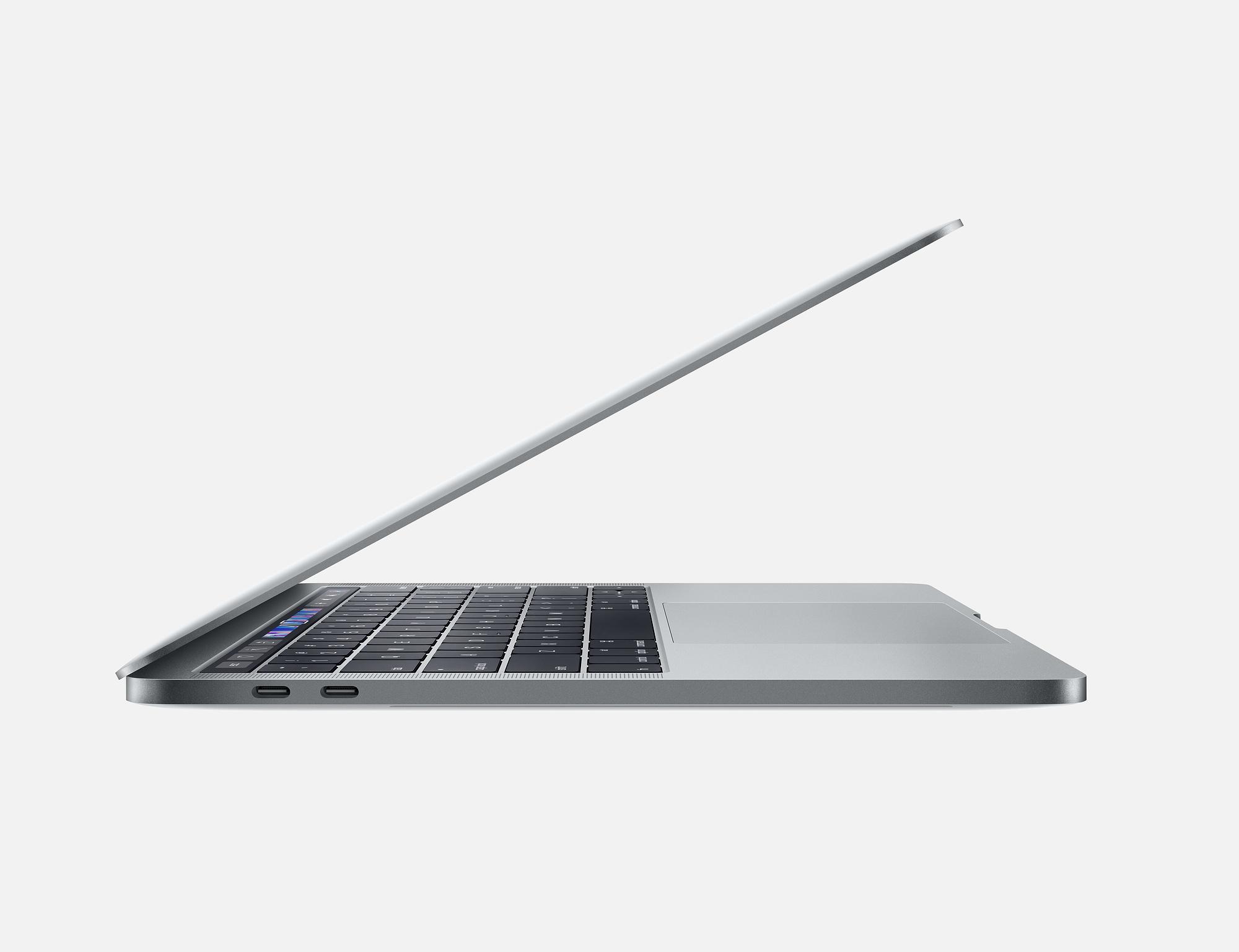 MacBook Pro 13″ Ram8/512GB 2018 (Touch Bar)