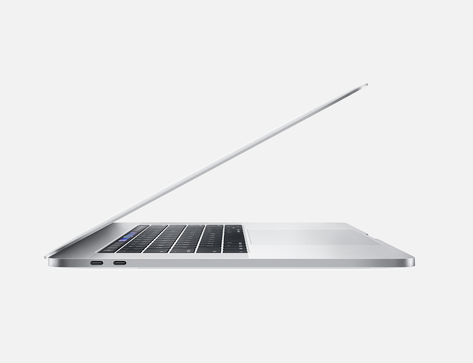 MacBook Pro 15″ Ram16/256GB 2018 (Touch Bar)