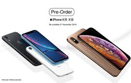 កក់ទុក iPhone XR, XS & XS Max ថ្ងៃនេះ នឹងទទួលបានការបន្ថែមជូនកាស AirPods ឬ កាស BeatsX ពីគ្រប់ហាង គួង អ៊ី