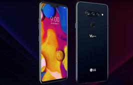 LG V40 ThinQ កាមេរ៉ា 5 គ្រាប់ចេញជាផ្លូវការហើយ ឯតម្លៃក៏ថ្លៃផងដែរ!