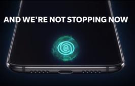 ផ្លូវការហើយ OnePlus 6T អាចស្កេនម្រាមដៃលើអេក្រង់ តែគ្មានរន្ធដោតកាស 3.5mm ទេ