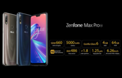 Asus ZenFone Max Pro M2 និង ZenFone Max M2 បង្ហាញខ្លួនជាផ្លូវការហើយ រាងម៉ាអេម! ថាមពលថ្មធំ ហើយនិងតម្លៃសមរម្យបំផុតទៀត