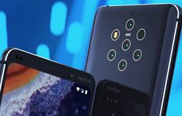 Nokia 9 កំពូលស្មាតហ្វូន កាមេរ៉ាក្រោយ 5 គ្រាប់ ត្រៀមបង្ហាញខ្លួនក្នុងព្រឹត្តិការណ៍ MWC