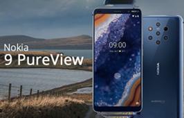 Nokia 9 PureView ចេញផ្លូវការ ជាស្មាតហ្វូនដំបូងគេមានកាមេរ៉ាខាងក្រោយ 5 គ្រាប់ និងអាចស្កេនម្រាមដៃលើអេក្រង់បាន!
