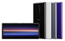 Xperia 1 របស់ Sony ចេញផ្លូវការ ស្មាតហ្វូនអេក្រង់ OLED 4K HDR ប្រភេទខ្នាតកុន 21:9 CinemaWide និងមានកាមេរ៉ាខាងក្រោយ 3 គ្រាប់លើកដំបូង