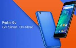 Xiaomi Redmi Go ចេញលក់ជាផ្លូវការហើយ មានតម្លៃត្រឹម $65 ដុល្លារតែប៉ុណ្ណោះក្នុងប្រទេសឥណ្ឌា!