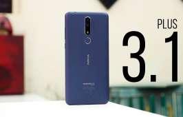 Nokia 3.1 Plus ស្មាតហ្វូនលំដាប់កណ្តាល អាចបំពេញការងារទូទៅបានល្អ អមជាមួយនឹងកញ្ចប់តម្លៃសមរម្យ!