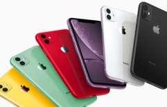 នេះជាគម្រូពណ៌លើ iPhone XR ជំនាន់ទី 2 រួមជាមួយពណ៌បន្ថែមថ្មី Mint Green និង Lavender Purple