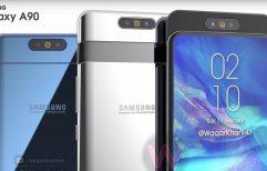 Galaxy A90 អាចបំពាក់ឈីបកំពូល Snapdragon 855 និងទ្រទ្រង់ប្រព័ន្ធ 5G បានផងដែរ
