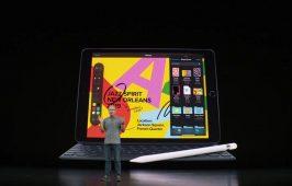 Apple បានប្រកាសចេញ iPad 10.2 អ៊ីញ ស្ងាត់ៗក្នុងពេលប៉ុន្មាននាទីមុននេះ ជាមួយតម្លៃ 329 ដុល្លារ
