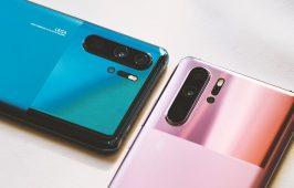 P30 Pro ទទួលបានជម្រើសពណ៌ថ្មី 2 ដែលមកជាមួយ Android 10 ចេញពីក្នុងប្រអប់ស្រាប់តែម្តង