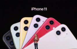 Apple ប្រកាសចេញ iPhone 11 ជាផ្លូវការ