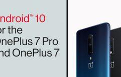OxygenOS 10 ត្រូវបានប្រកាសចេញជាផ្លូវការហើយ សម្រាប់ OnePlus 7 និង 7 Pro