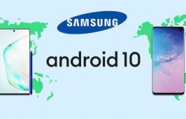 នេះជាពេលវេលានិងបញ្ជីឈ្មោះស្មាតហ្វូន Samsung ដែលនឹងមានសិទ្ធិឡើងទៅកាន់ Android 10