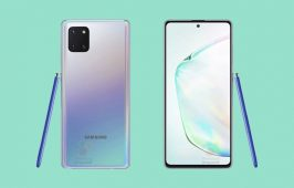 កាន់តែច្បាស់ Galaxy Note 10 Lite នឹងបំពាក់មកជាមួយបន្ទះឈីប Exynos 9810 ពិតមែន
