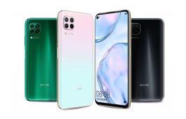 Huawei Nova 6 SE ចេញផ្លូវការ មានកាមេរ៉ាក្រោយ 4 គ្រាប់ ប្រើឈីប Kirin 810 ជាមួយតម្លៃខ្ទង់ ១.២៤ លានរៀល (311 ដុល្លារ)