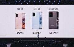 ទូរសព្ទឆ្លាតលំដាប់កំពូល Galaxy S20 | Galaxy S20+ ប្រកាសចេញជាផ្លូវការ