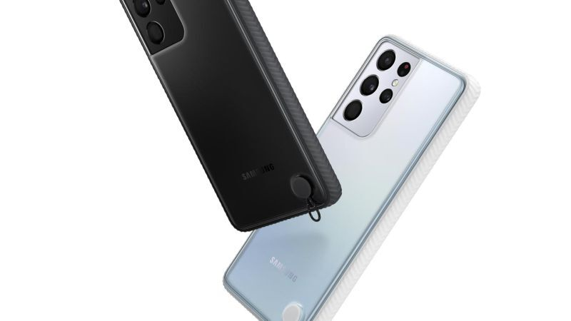 S21 Ultra 5g Clear Protective cover