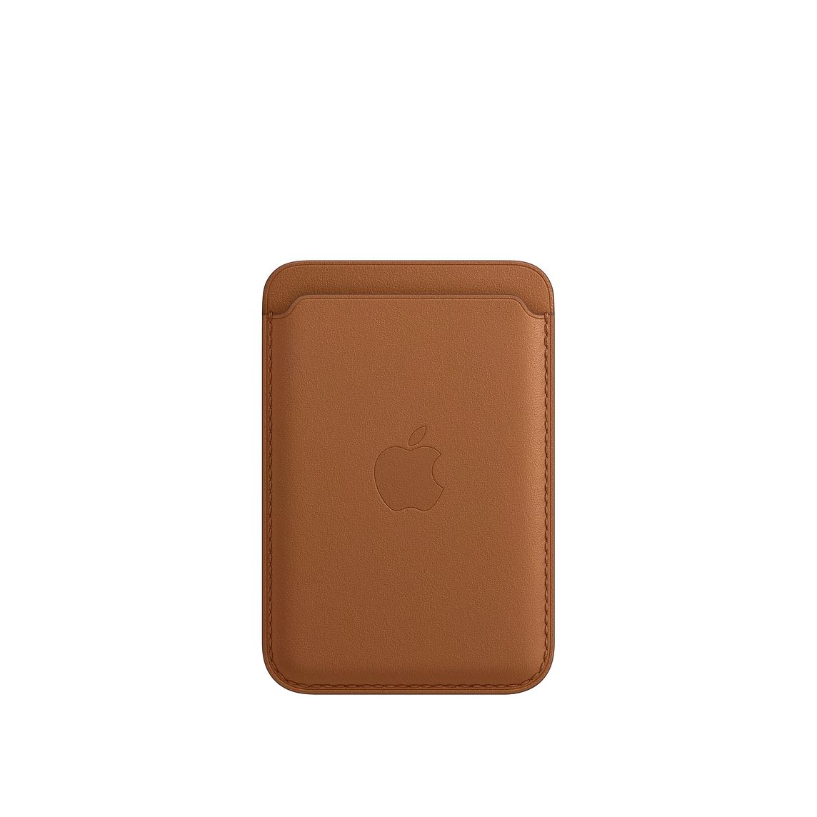 MagSafe Leather Wallet with  iPhone