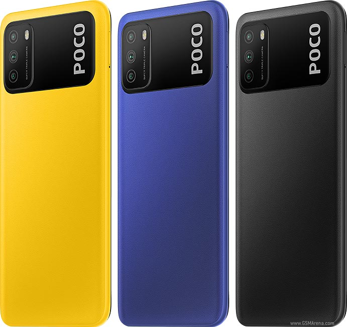 Poco M3 4RAM/64GB