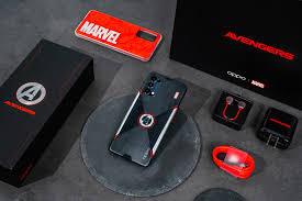Reno5 Marvel Edition